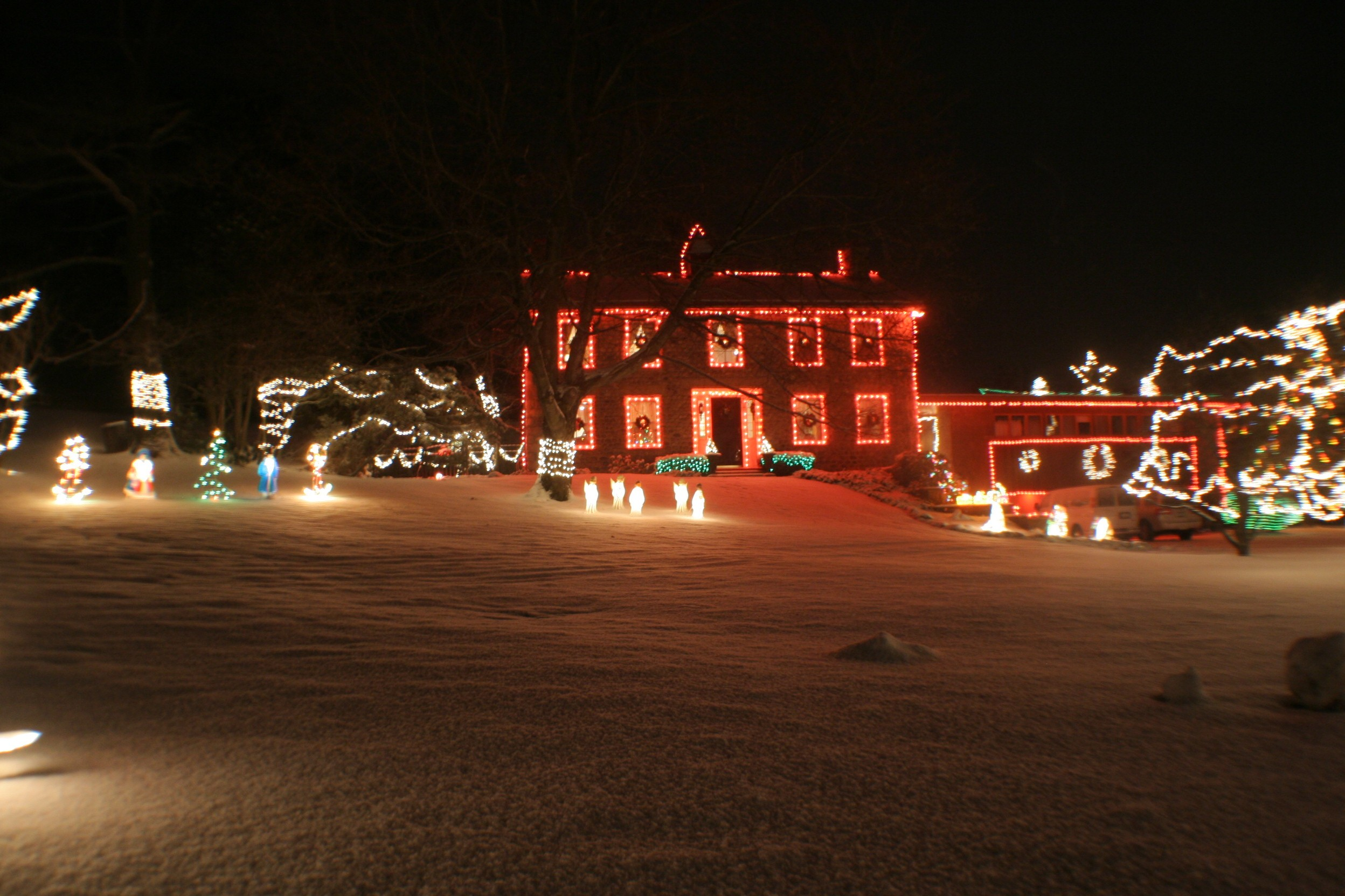 Christmas lights 12-13-08: DiSalvo's always best in show   The ...