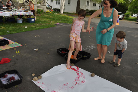 May Day Party Features Arts And Crafts For Kids The Batavian