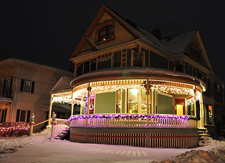 Photos Christmas Lights Dec 16 The Batavian