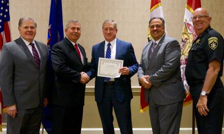 Genesee County Sheriff's Office supervisors attend statewide