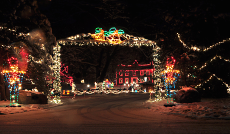 Toyota Of Batavia >> The DiSalvos are skipping this year's Christmas light ...