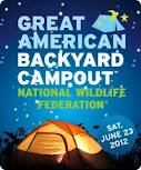 NWF Great American Backyard Campout, June 23