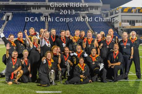 Local Drum And Bugle Corps Wins World Championship The