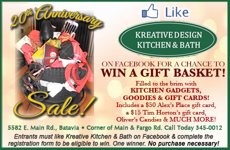 Contest Like Kreative Design Kitchen Bath On Facebook For Chance