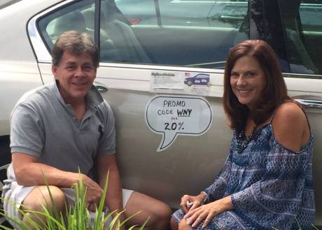 Brown Toyota Charlottesville >> '79 BHS graduates launch a 'Twitter for your car' | The Batavian