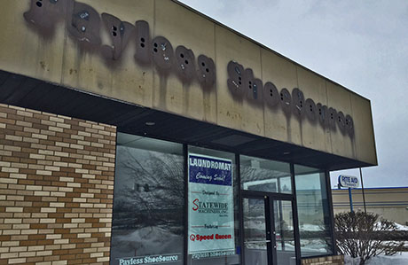 28d67ecb6 Photo: Former shoe store soon to become laundromat | The Batavian