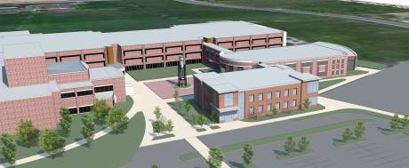 GCC board previews design options for campus projects | The