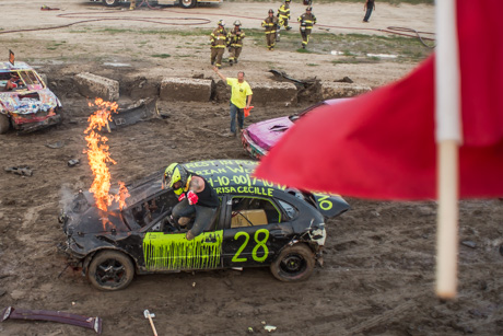 Demolition Derby The Batavian
