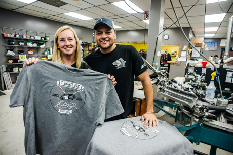 T Shirts Etc Celebrates 20th Anniversary Wny Pages
