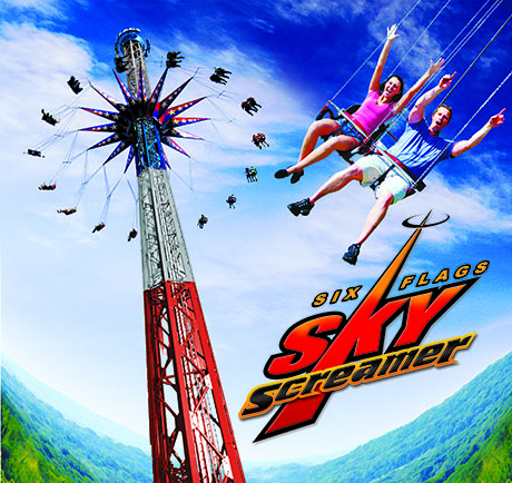 Darien Lake Plans 242 Foot Tall Swing Ride Tallest In New