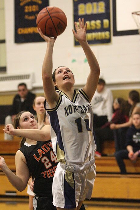 Notre Dame Beats Lyndonville 80 32 Elba Closes Regular