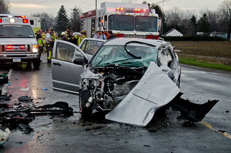 Another Fatal Accident On West Main Street Road Batavia
