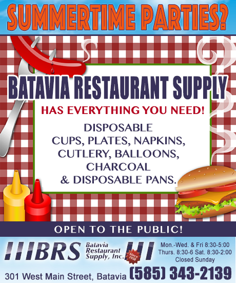 Batavia Restaurant Supply Inc Batavia Ny