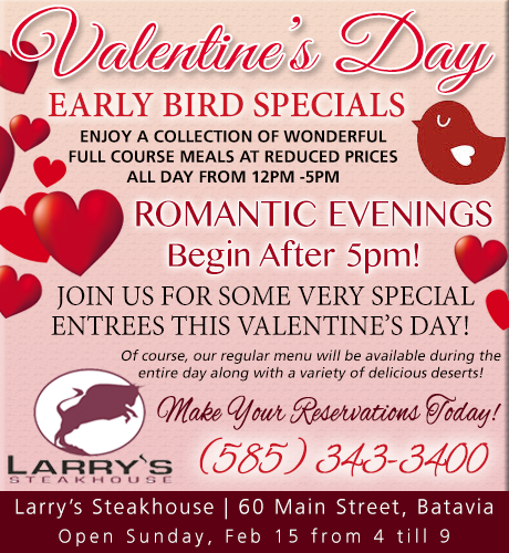 Schön Sponsored Post: Book Your Valentineu0027s Day Reservations Today At Larryu0027s  Steakhouse!