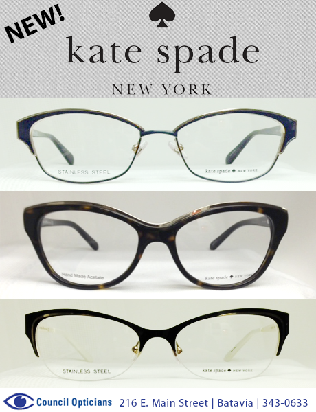 sponsored post new kate spade frames now at council opticians - Kate Spade Frames