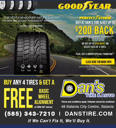 Sponsored Post Goodyear Tire Sale Going On Now At Dan S Discount