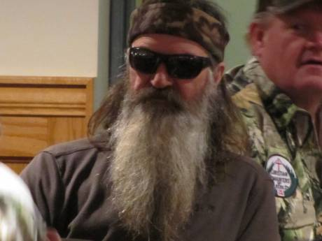 the life of phil robertson Duck dynasty is an american reality television series on a&e that portrayed the lives of the robertson family, who became successful from their family-operated business, duck commanderthe west monroe, louisiana business makes products for duck hunters, primarily a duck call called duck commanderthe robertson men—brothers phil and si, and phil's sons jase, willie, and jep—are known for.